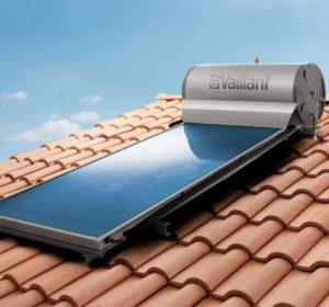 Energía solar por termosifón